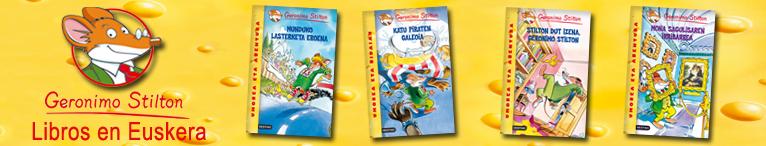 <div>Libros en euskera</div>