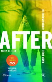 After 0 . Antes de ella