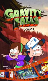 Gravity falls, cómic 4