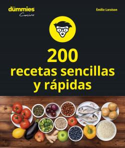 200 recetas de cocina sencillas y rápidas